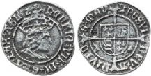HENRY VII (7th) HALF GROAT (REPLICA) COIN